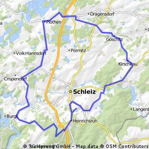 Schleizer Dreieck 2014 (Radrennen)