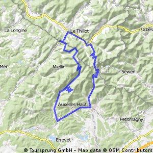 Plancher-les-Mines - St-Maurice-Sur-Moselle - Plancher-les-Mines