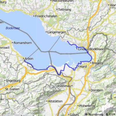 Wasserburg - Steinach