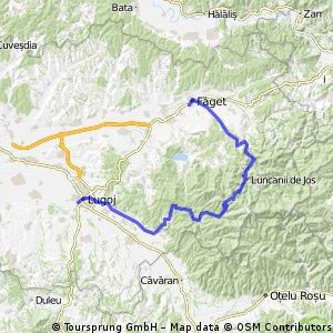 Spre Liman Bike Race via Căprioru