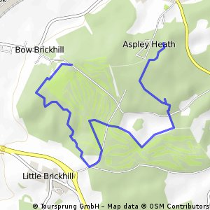 Woburn Sands - Bow Brickhill