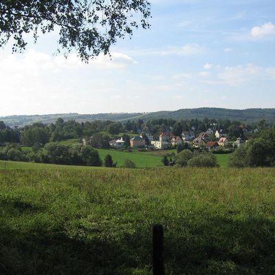 Trasse Windbergbahn: Coschütz - Possendorf - Lockwitzgrund