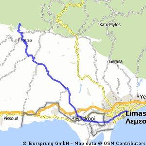 LimassolToTzelefosBridge