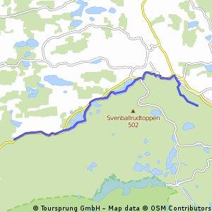 Granbakken (Roa) - Presthagen (Jevnaker)