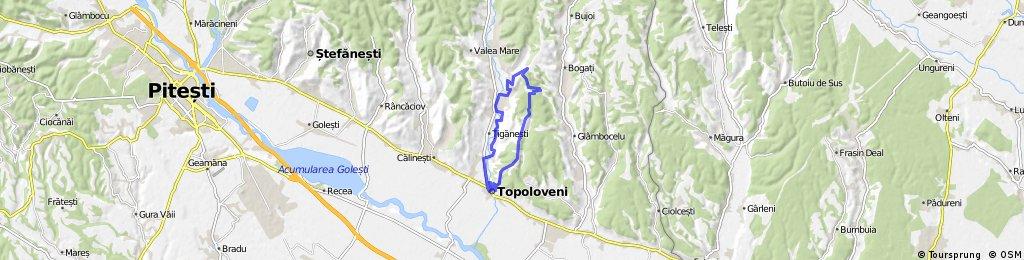 Topoloveni Summer Tour