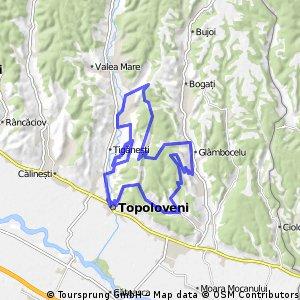 Topoloveni Bike Adventure - TBA Spring Edition 2015