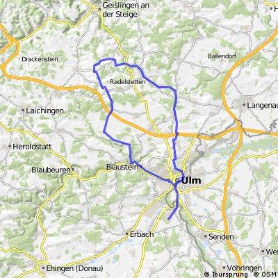 Ulm-Lonetal-Loneursprung-Ulm