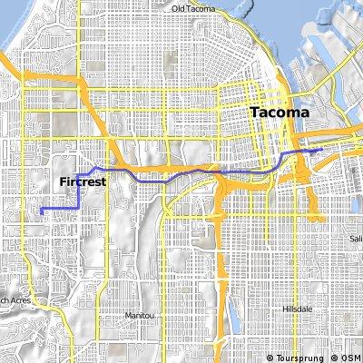 Tacoma - University Place