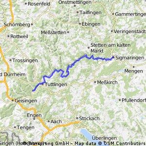 Möhringen-Sigmaringen