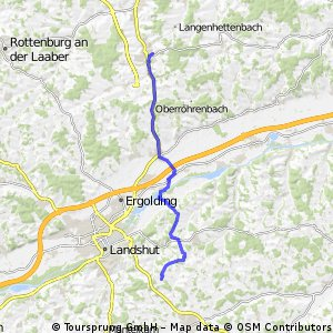 Ergoldsbach - Hohenegglkofen