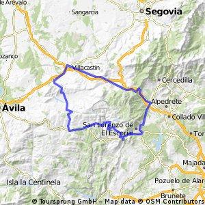 Aldea Vieja - Santa María de la Alameda
