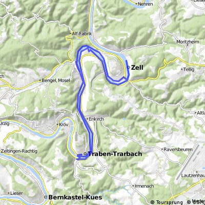 Zell-TrabenTrarbach Mosel