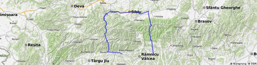 Transfagarasan and Transalpina epic climbs
