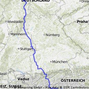 2010/08 Tour Baunatal-Liesing