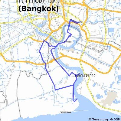 Cycle in Thai 05 - Samut Prakan