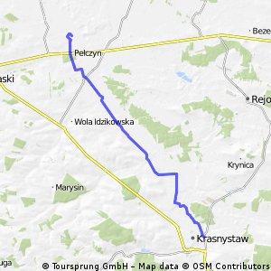 Krasnystaw-Siostrzytów