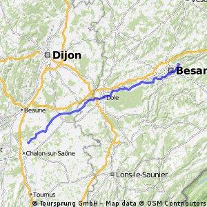 Et5 Besancon-Dole-Chalon-sur-Saone
