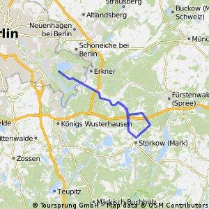 Berlin Triathlon XL Langdistanz