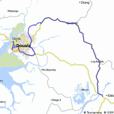 Edéa - Douala