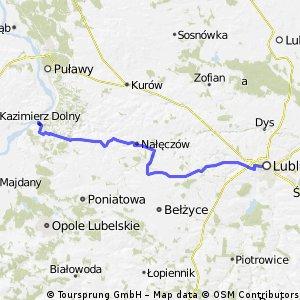 Lublin - Kazik Dolny