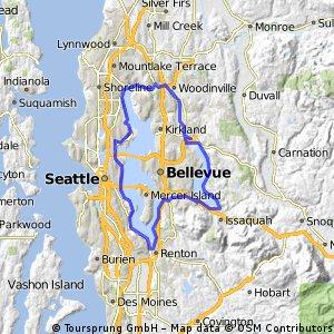 100k Seattle Fondo
