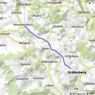 Fac Mittelehrenbach - Gräfenberg