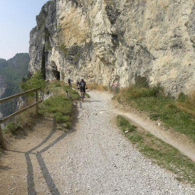 MTB Locca-Riva-Lago Tenno