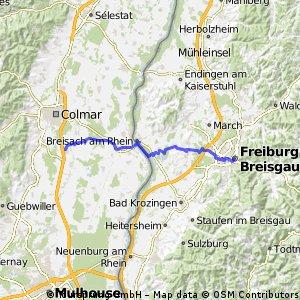 Freiburg Colmar