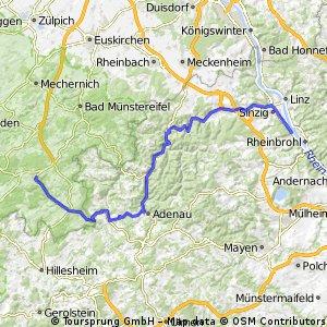 ahr route