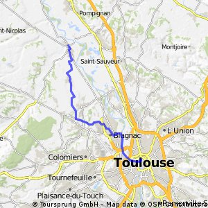Toulouse - Grenade