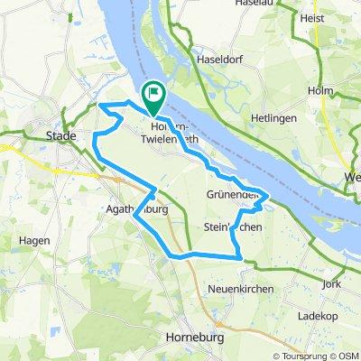 30 Kilometer Tour