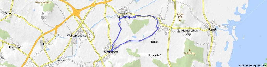 Siegendorf-St.Margarethen-Trausdorf (Rundstrecke)