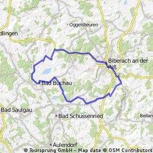 Jordanbad- Federnsee
