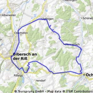 Ochsenhausen-Oechslebahn