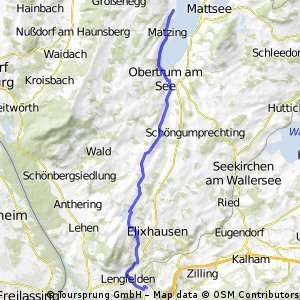 Bergheim-Seeham über Mödlham