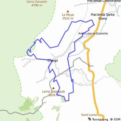 Tour Montaña Svelty en Papagayo 40K
