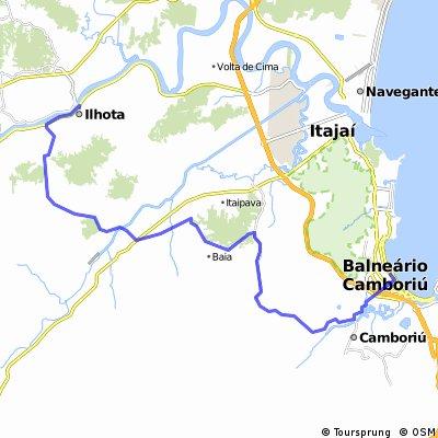 ILHOTA - BALNEÁRIO CAMBORIÚ