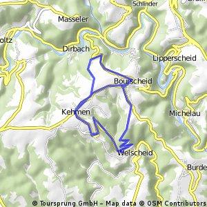 Bourscheid-Bourscheid Flèche du Sud 2015