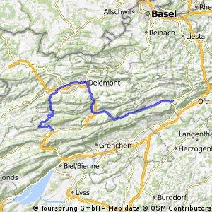 Reconvillier-Balsthal