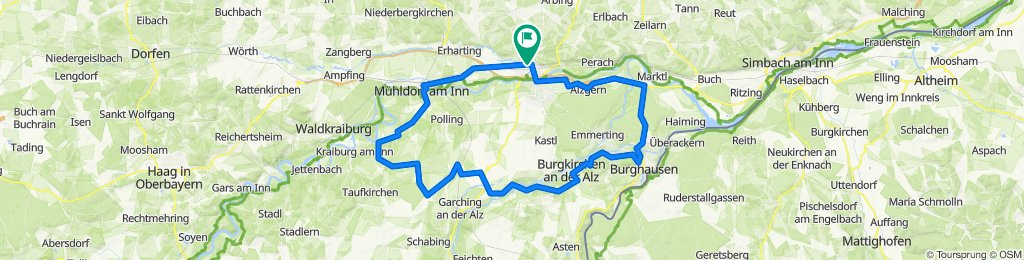 Landkreisrunde Altötting-Mühldorf