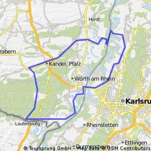 Linkenheim-Bienwald-Pfalz-Linkenheim