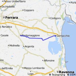 V-F15-18-1 Portomaggiore-Comacchio