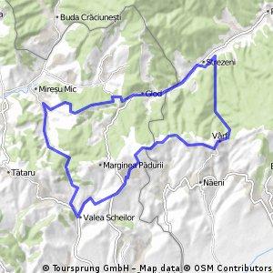 Valea Scheilor 40 km