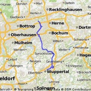 Tunnel Schee + Nordbahntrasse