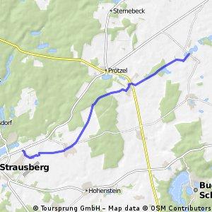 Strausberg Reichenow-Möglin