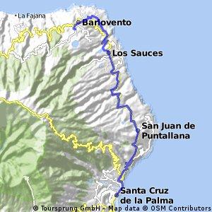 Sta Cruz-La Palma Romántica
