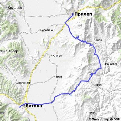 Прилеп-Мариово-Битола