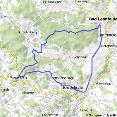 Zwettel-Waxenberg 24 350m