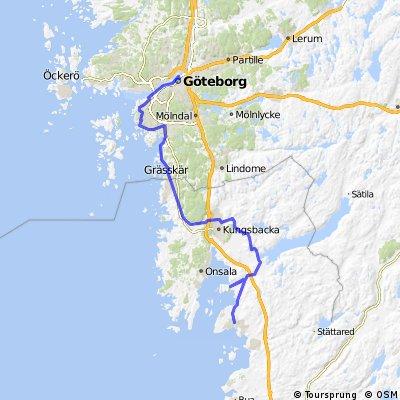 Sommertraum 6 Asa - Göteborg