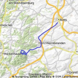 Donnersberg kurz
